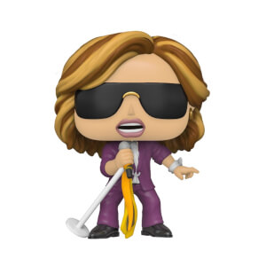 Pop! Rocks Aerosmith Steven Tyler Funko Pop! Figuur