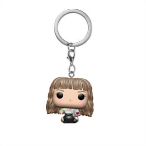 Harry Potter Hermione with Potions Pop! Keychain