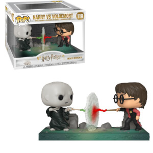 Harry Potter Harry VS Voldemort Funko Pop! Movie Moment