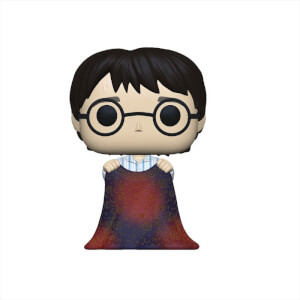 Harry Potter - Harry Potter Con Mantello Dell'Invisibilità Figura Funko Pop! Vinyl