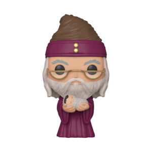 Harry Potter - Albus Silente Con Harry Neonato Figura Funko Pop! Vinyl