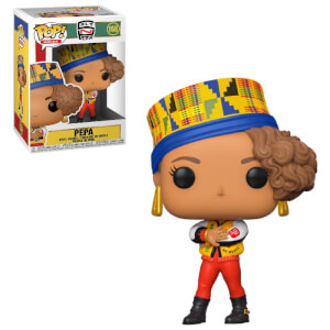 Pop! Rocks Salt-N-Pepa Pepa Funko Pop! Vinyl