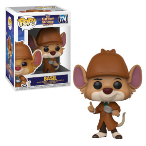 Disney Great Mouse Detective Basil Funko Pop! Vinyl