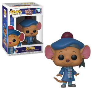 Disney Great Mouse Detective Olivia Funko Pop! Vinyl