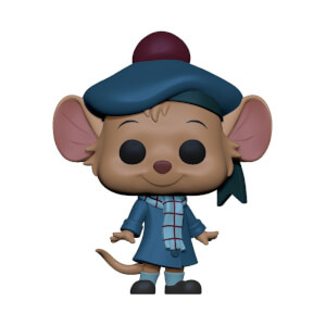 Disney Great Mouse Detective Olivia Pop! Vinyl Figure
