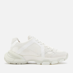 Bronx Women's Seventy Street Chunky Trainers - Off White