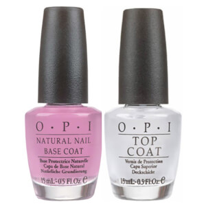 OPI Base and Top Coat Duo (Worth $39.90)