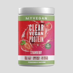 Clear Vegan Protein Powder