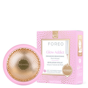 FOREO UFO and Glow Addict Mask