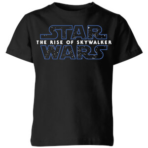 The Rise of Skywalker - T-shirt Logo - Noir - Enfants