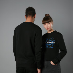 The Rise of Skywalker - Sweat-shirt Logo - Noir - Unisexe