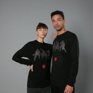 Sudadera The Rise of Skywalker Knights Of Ren - Unisex - Negro