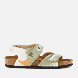 Birkenstock Kids' Palu Sandals - Monster Green