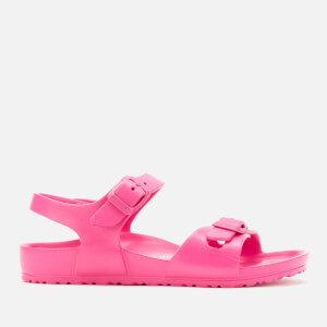 Birkenstock Kids' Rio Eva Sandals - Beetroot Purple