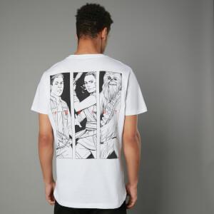 The Rise of Skywalker -T-shirt Resist - Blanc - Unisexe