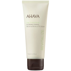 AHAVA Extreme Firming Neck & Décolleté Cream 2.5 oz