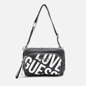 Guess Women's Haidee Belt Bag - Black