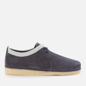Clarks Originals Men's Ashton Suede Shoes - Navy