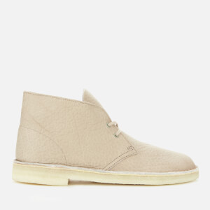 Clarks Originals Men's Leather Desert Boots - Sand