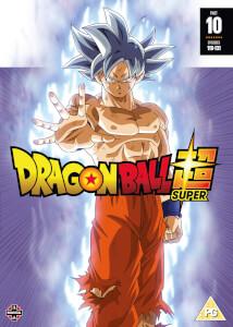 Dragon Ball Super: Part 10 (Episodes 118-131)