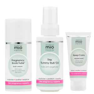 Mama Mio Third Trimester Oil Bundle (Worth £68.50)
