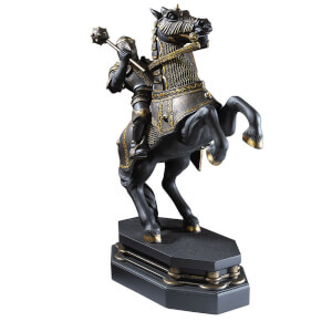 Harry Potter Wizards Chess Black Knight Bookend