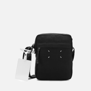 Maison Margiela Men's Medium Cross Body Bag - Black