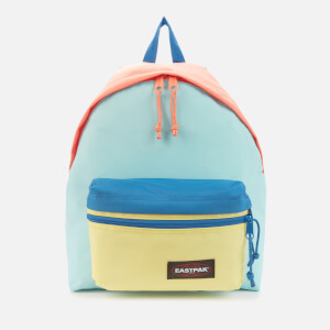 Eastpak Men's Padded Zippl'R Backpack - Blocked Blue