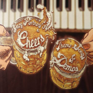 "Enjoy The Ride - Cheers Theme Song & Demos 7"" Vinyl"