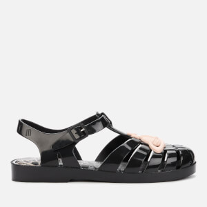 Vivienne Westwood for Melissa Women's Possession Contrast Orb Sandals - Black
