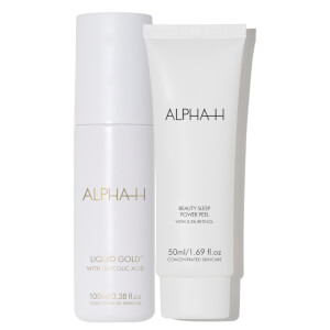 Alpha-H Liquid Gold and Power Peel