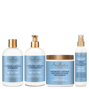 SheaMoisture Hydrate and Repair Power Set