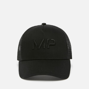 MP Core Trucker Cap - Black
