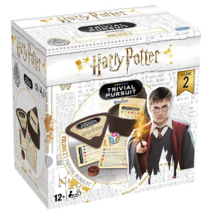 Trivial Pursuit Game - Harry Potter Volume 2 Edition