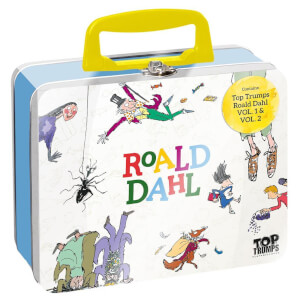Top Trumps Collector's Tin Card Game - Roald Dahl Edition