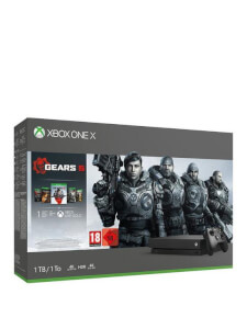 Xbox One X 1TB Gears 5 Bundle