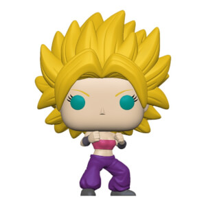 Dragon Ball Super - SS Caulifla Figura Funko Pop! Vinyl