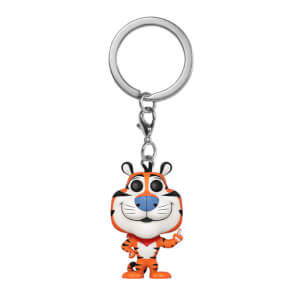 Ad Icons Tony the Tiger Pop! Keychain