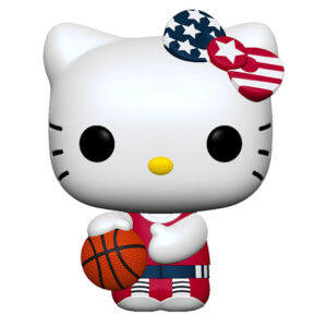 Sanrio Hello Kitty Basketball Funko Pop! Vinyl