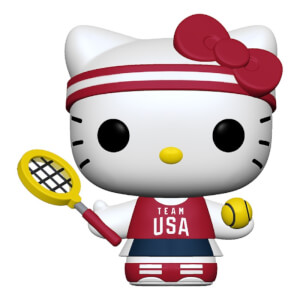 Sanrio Hello Kitty Tennis Funko Pop! Vinyl