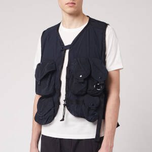 C.P. Company Men's Vest - Total Eclipse