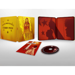 Carrie - Zavvi Exclusive Steelbook