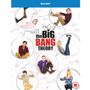 The Big Bang Theory Season 1-12