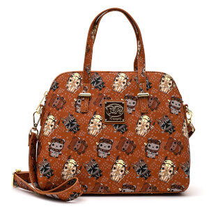 Loungefly Star Wars Pop By St Ewok Aop Cross Body Bag