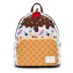 Loungefly Disney Princess Ice Cream Mini Backpack