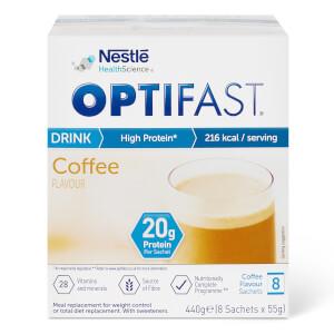 OPTIFAST Shakes - Coffee - Box of 8