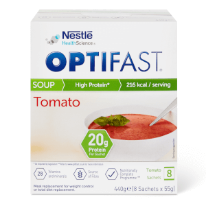 Soupes OPTIFAST - Saveur Tomate