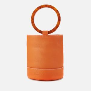 Simon Miller Women's Bonsai 20 Bucket Bag - Sponge Orange