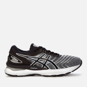 Asics Women's Running Gel-Nimbus 22 Trainers - White/Black