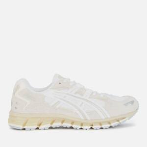 Asics Men's Gel-Kayano 5 360 Trainers - White/Cream